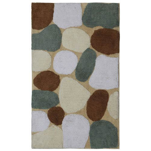 Pebble Beach Cotton 4 Ft. x 6 Ft. Rug