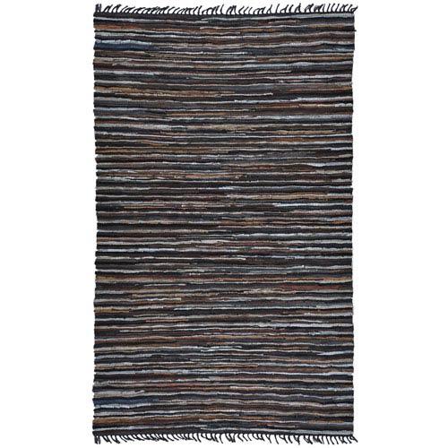 Matador Brown Rectangular: 1 Ft 9 In x 2 Ft 10 In Rug