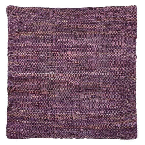 Matador Leather Chimdi Purple 27-Inch Pillow