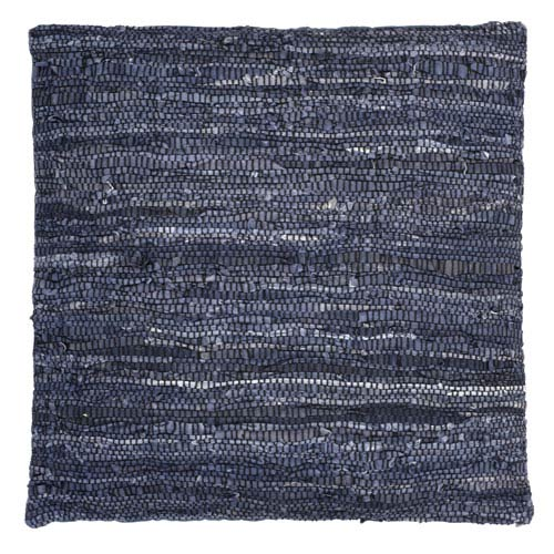 Matador Leather Chimdi Blue 27-Inch Pillow