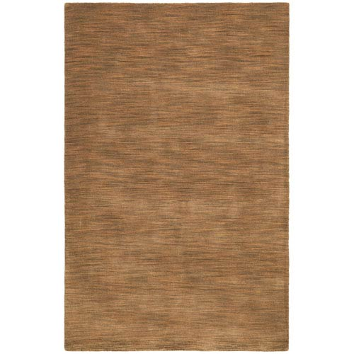 Fusion Chocolate Rectangular: 5 Ft. x 8 Ft. Rug