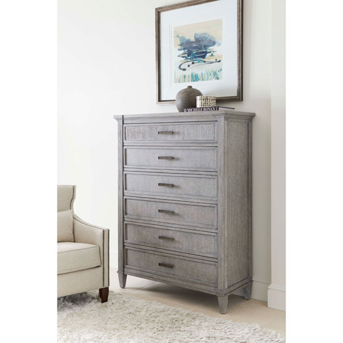 Willow Pewter Drawer Chest