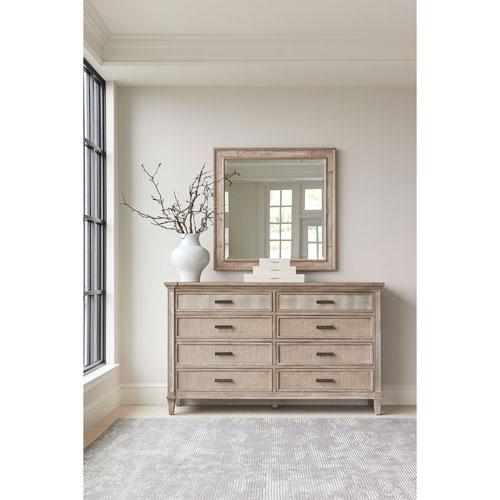 Willow Burlap 70-Inch Dresser