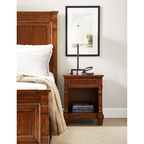Old Town Barrister Nightstand
