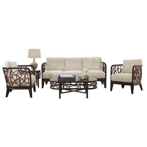 Trinidad Five-Piece Living Set with Cushion