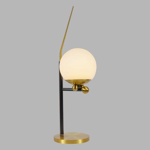 Chianti Antique Brass LED Table Lamp Title 24