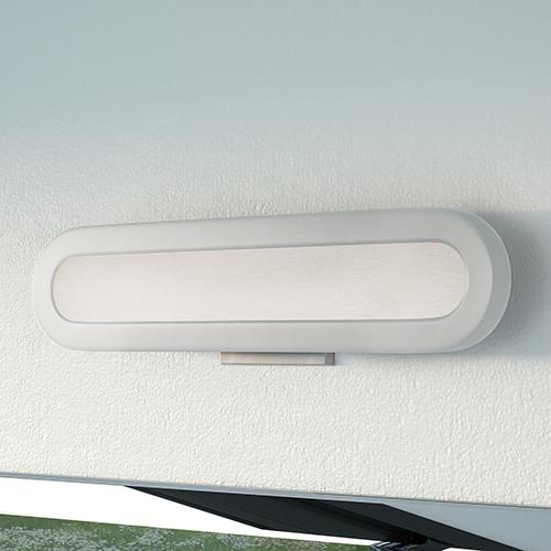 Procyon Silver 21-Inch LED ADA Bath Bar