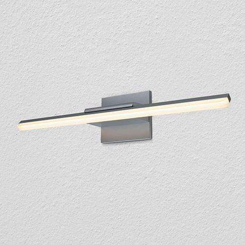 Procyon Silver 24-Inch LED Bath Bar