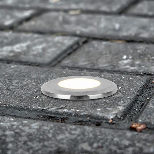 Stainless Steel 12V LED Outdoor Ground Light