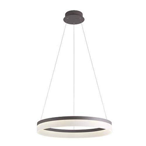 Orion Dark Gray LED Pendant