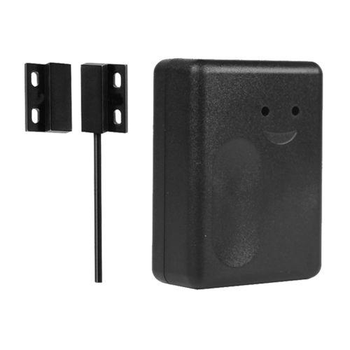 Black Smart WiFi Garage Door Controller