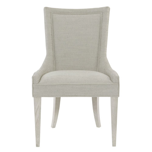 Criteria Heather Gray 24-Inch Arm Chair