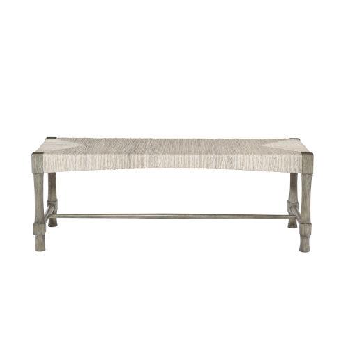 Palma Rustic Gray Bench