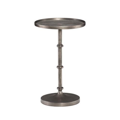Ascot Aluminium 12-Inch Chairside Table
