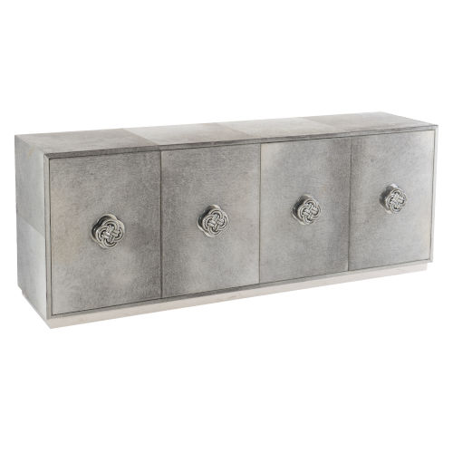 Langley Gray Entertainment Console