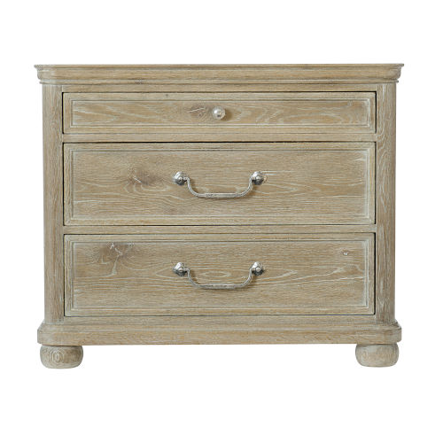 Rustic Patina Sand 36-Inch Chest