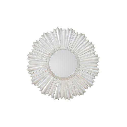 Allure Silver Luster 24-Inch Mirror