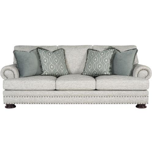 Foster Light Gray Sofa