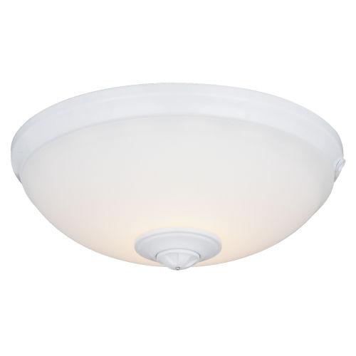 White LED Ceiling Fan Light Kit
