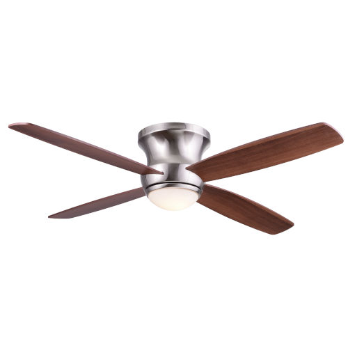 Zorion Nickel 52-Inch LED Ceiling Fan