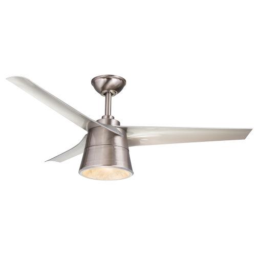 Cylon Stainless Steel 52-Inch LED Ceiling Fan