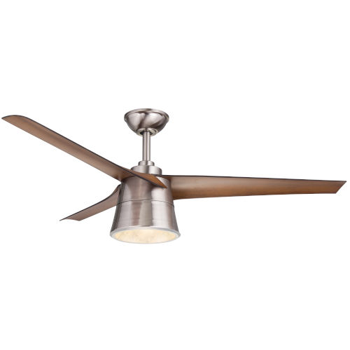 Cylon Walnut 52-Inch LED Ceiling Fan