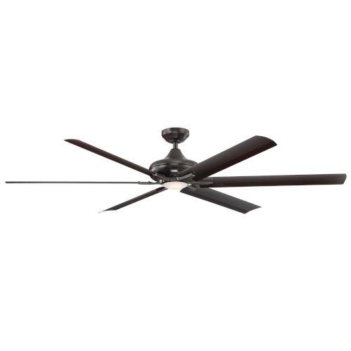 Exo Oil Rubbed Bronze 70-Inch LED Ceiling Fan