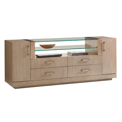Shadow Play Brown Turnberry Media Console
