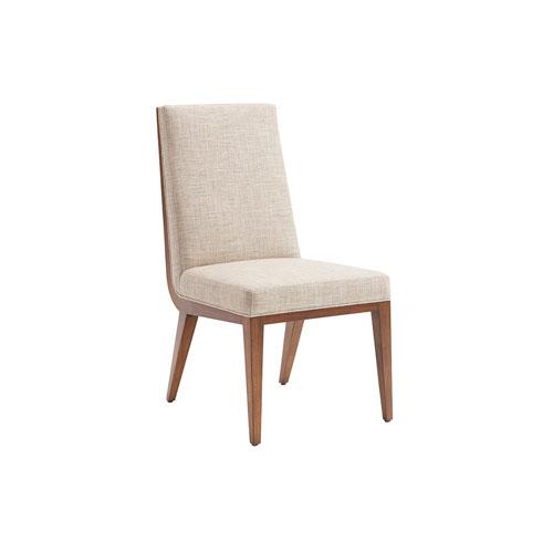 Kitano Beige Marino Upholstered Side Chair