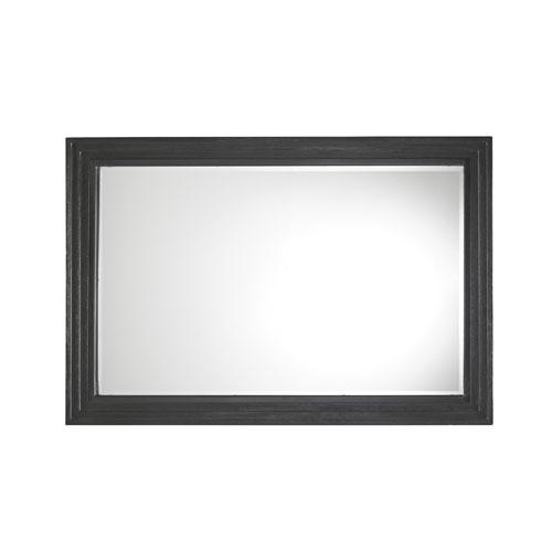 Carrera Gray Volante Landscape Mirror