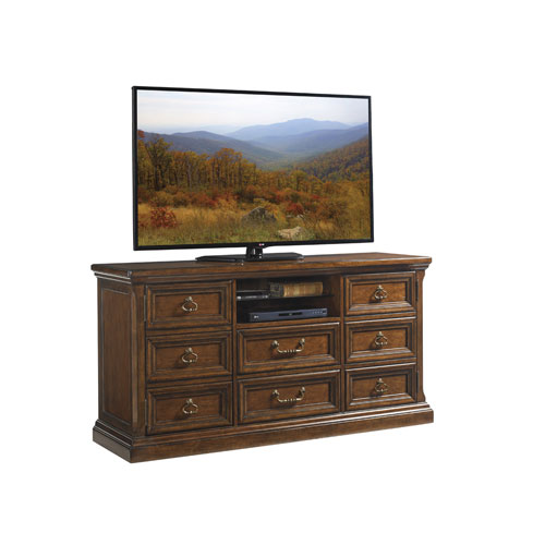 Coventry Hills Brown Provincetown Media Console