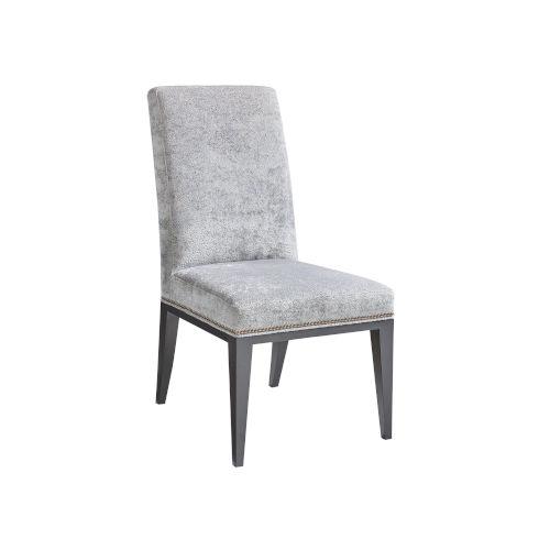 Lexington Upholstery Dark Mahogany Lowell Dining Chair