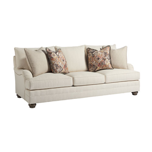 Upholstery White Townsend Sofa
