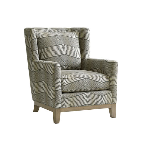 Shadow Play Gray Atlas Chair