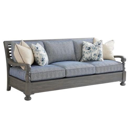 Ocean Breeze Gray Bluffton Sofa
