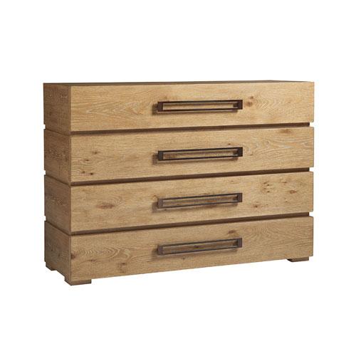 Los Altos Brown Perth Single Dresser