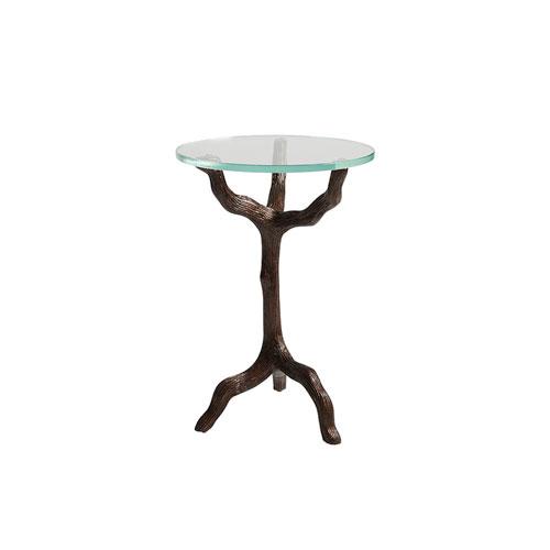 Los Altos Metal Trieste Twig Accent Table