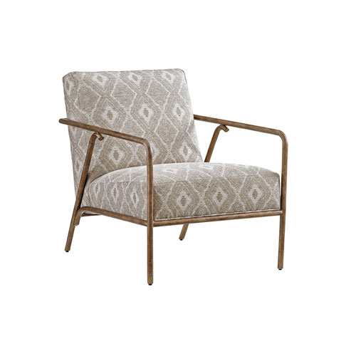 Cypress Point Ivory Griffen Chair
