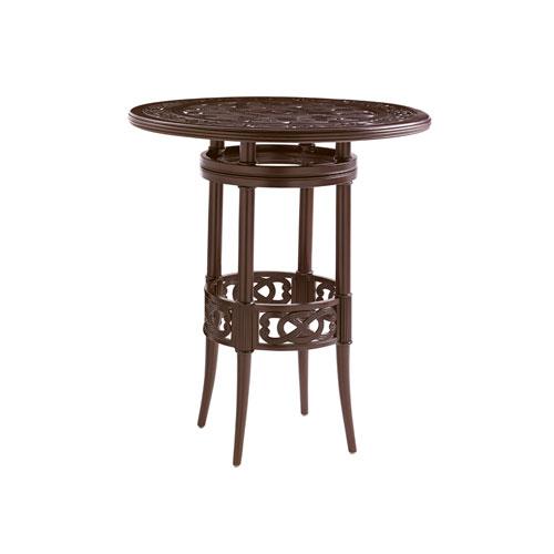 Royal Kahala Black Sands Dark Brown Bistro Table