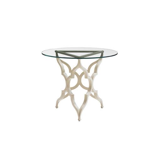 Misty Garden Ivory Breakfast Table