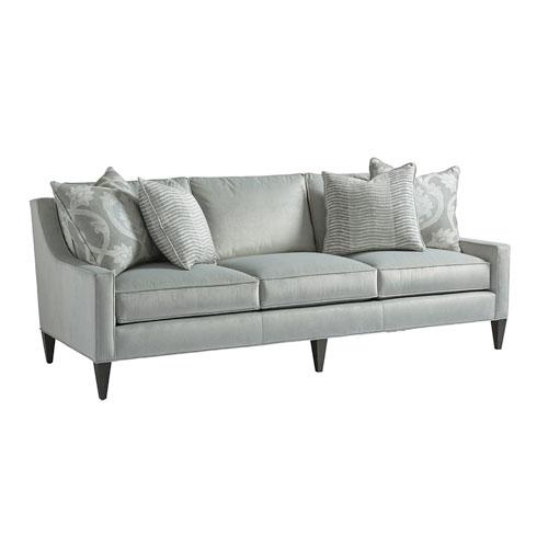 Upholstery Gray Belmont Sofa