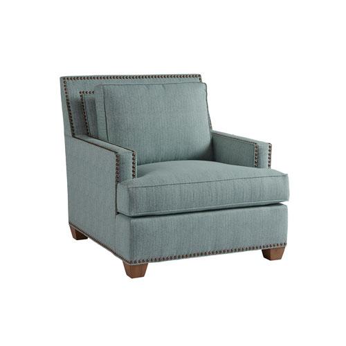 Barclay Butera Upholstery Gray Morgan Chair