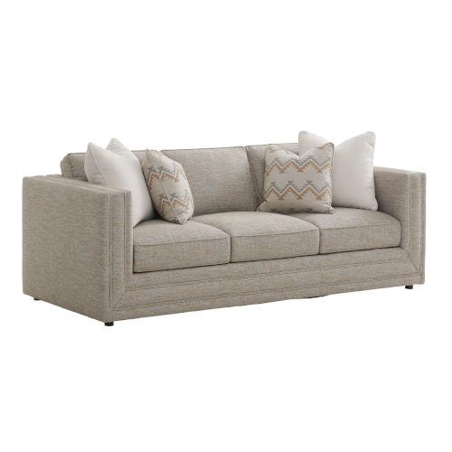 Upholstery Biege Mercer Sofa