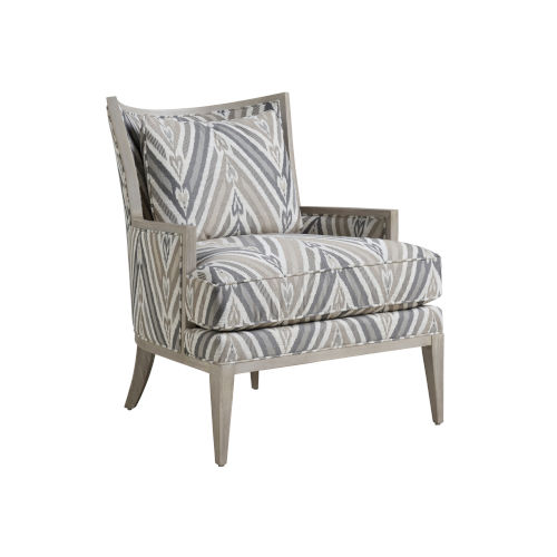 Upholstery Gray Atwood Chair