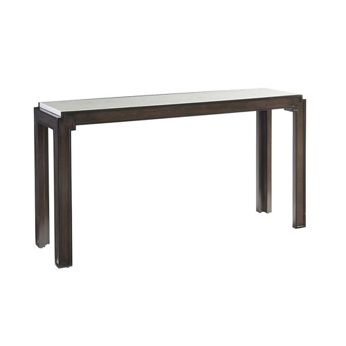 Brentwood Brown Doheny Console