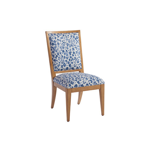 Newport Blue Eastbluff Upholstered Side Chair