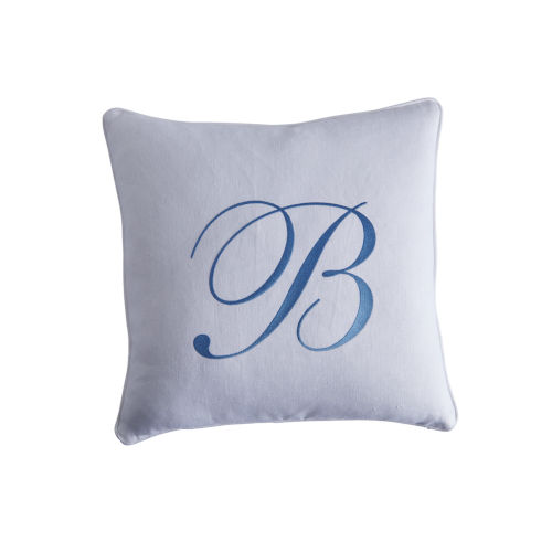 Upholstery White 20-Inch Signature Throw Pillow
