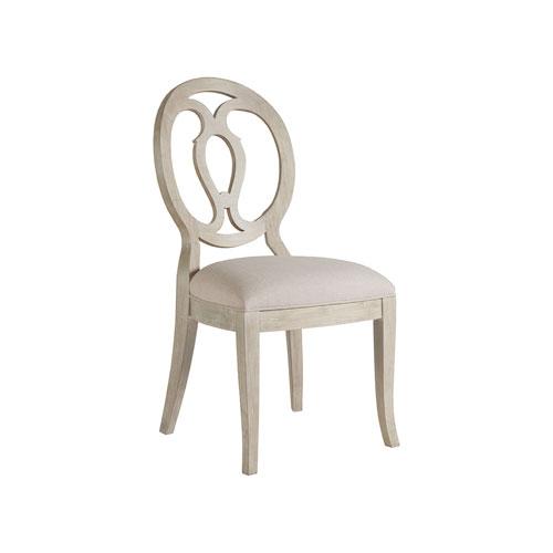 Cohesion Program Bianco Axiom Side Chair