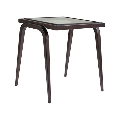 Metal Designs Antique Copper Mitchum Rectangular End Table