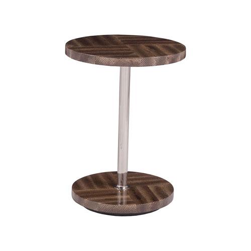 Signature Designs  Tobacco Barito Spot Table